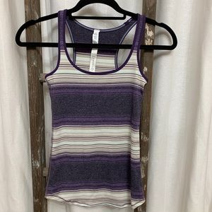 Lululemon Fitted Workout Tank Top